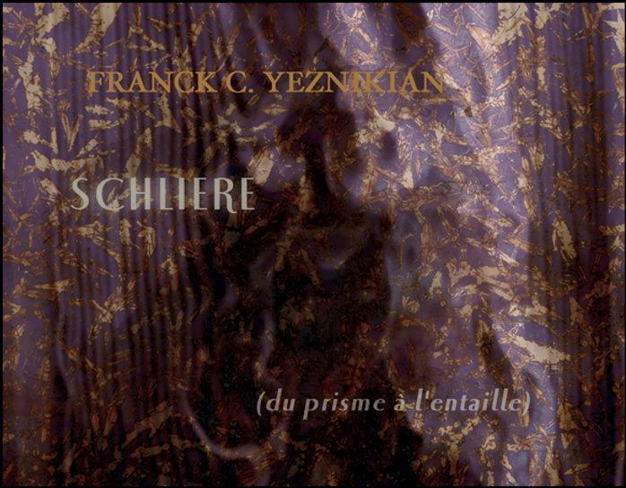 Franck Yeznikian  Celan Hantaï Gaggero cymbalum cimbalom