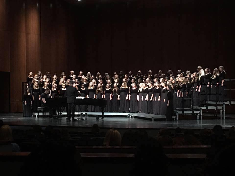 Combined Women's Choir