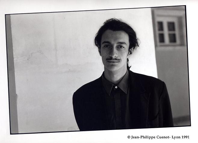 Franck Yeznikian  Huber Cueonot Lyon Composer Holliger