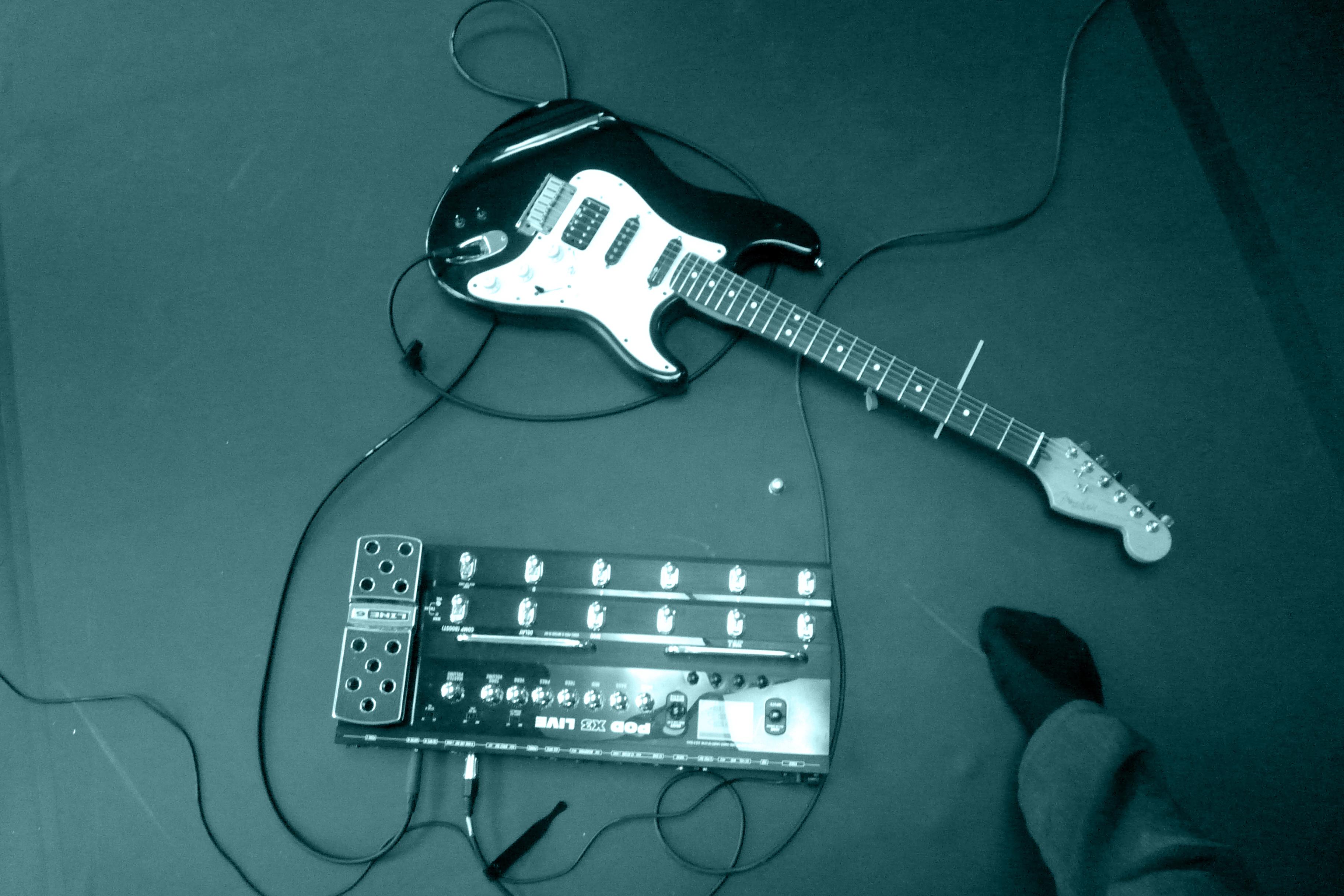 Pauwels guitars