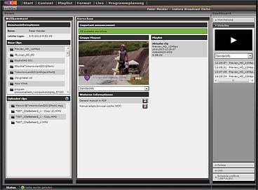 IP TV Software