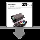 grafik bedienungsanleitung led controller kapego