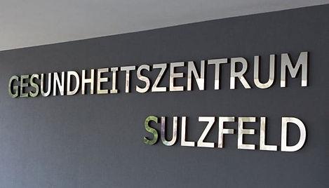 gesundheitszentrum sulzfeld