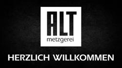 Metzgerei ALT