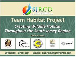 Team Habitat Program