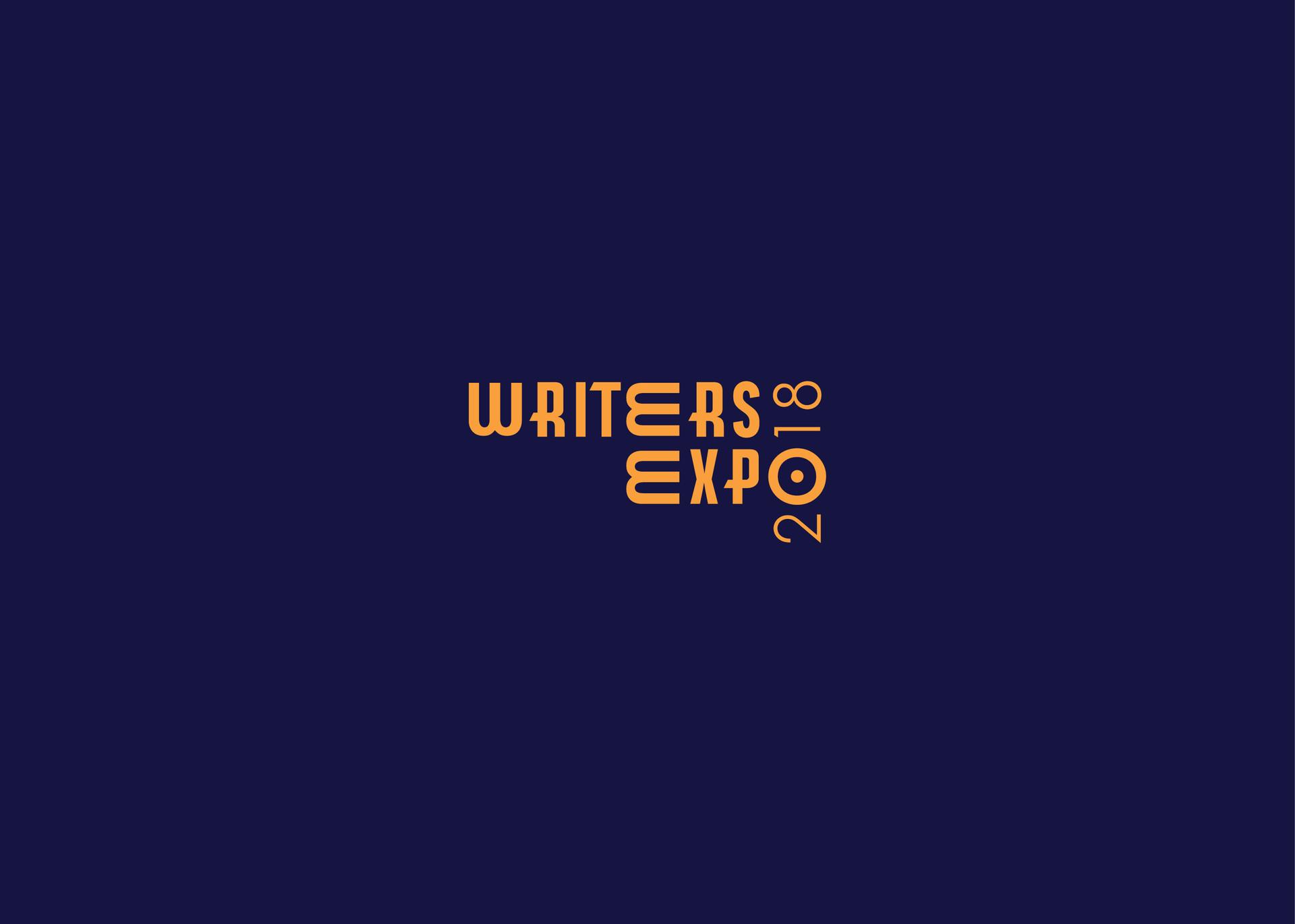 Writers Expo 2018