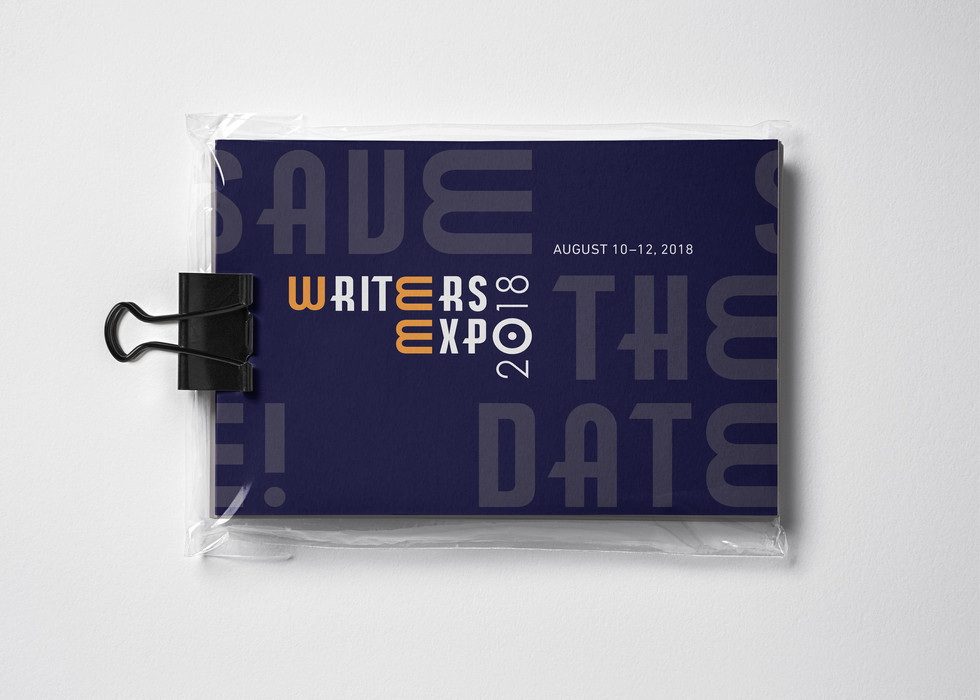 Writers Expo 2018