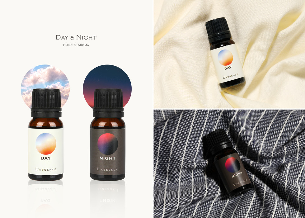 L'Absence Aroma Oil