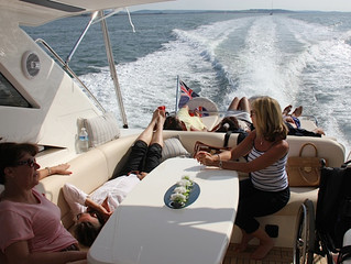 Summer 2015 with Getaway Charters