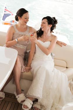 Inventive Wedding Transport
