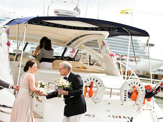 Wedding Transport in Southampton & Portsmouth with Getaway Charters