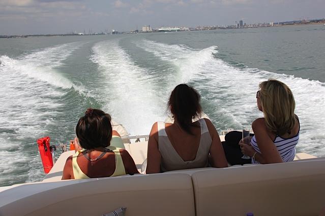 Boat Charters near Southampton