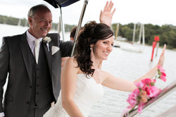 Wedding Day Boat Charter