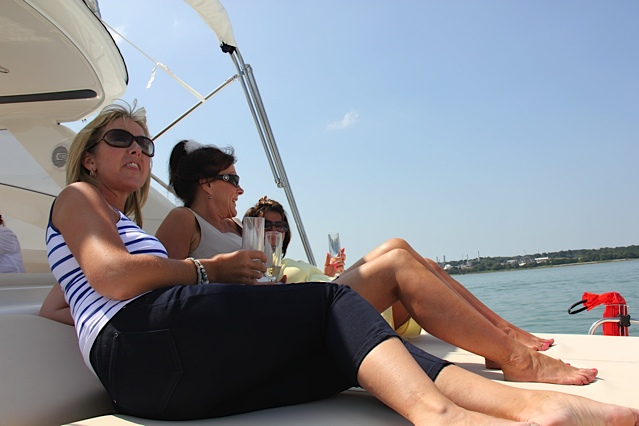 Boat Charters in Southampton
