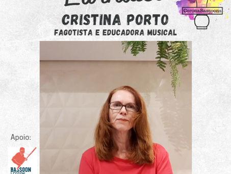 Eu indico com a Cristina Porto!