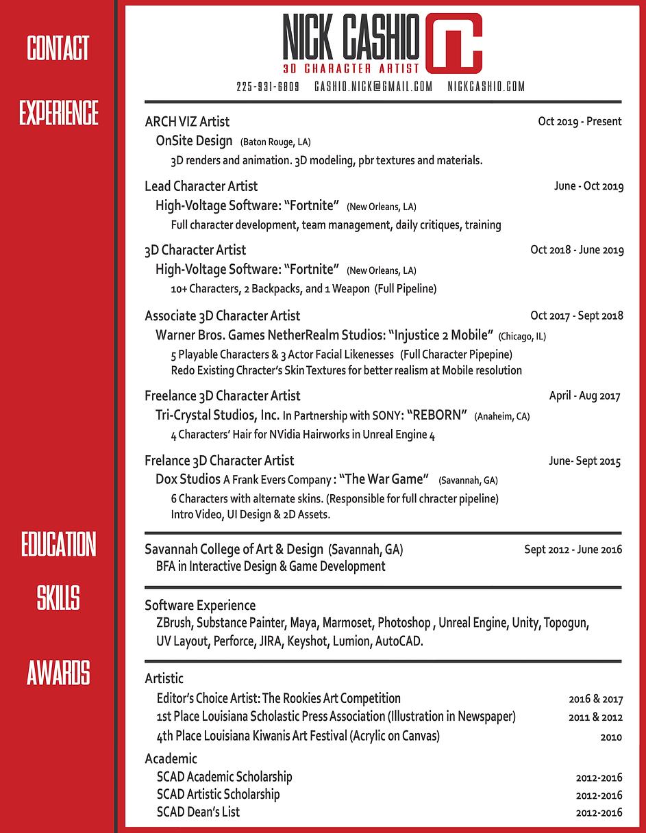 Nick Cashio - Resume-2020.png