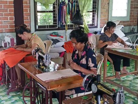 Témoignages de l'équipe au Myanmar - en vidéo