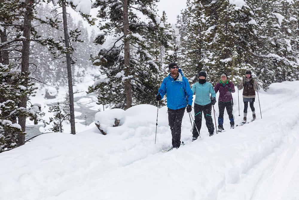 duluth cross country ski
