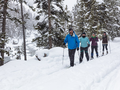 Duluth's best groomed cross country ski trails