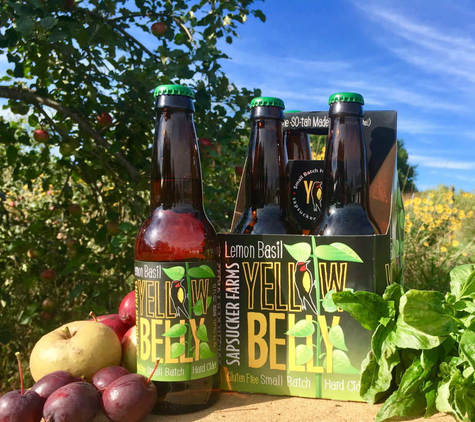 Yellow Belly Cider