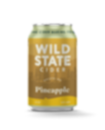 Wild State Pineapple Cider