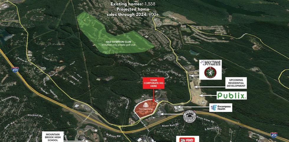 Liberty Park Map