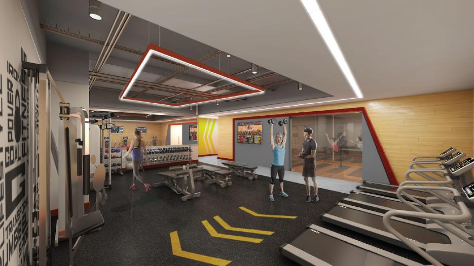 Building 42 Gym