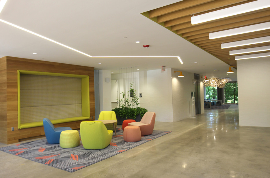 Building 44 Front Lobby