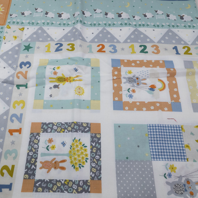 ABC 123 Bunnies and Sheep BABY (2 of 6).