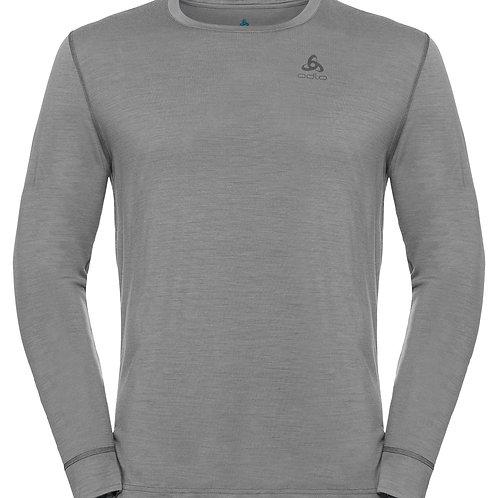 Chemise longue mérinos sports sous-vêtements chauds M