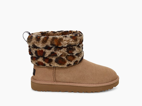 UGG Fluff Mini Boot Belted W