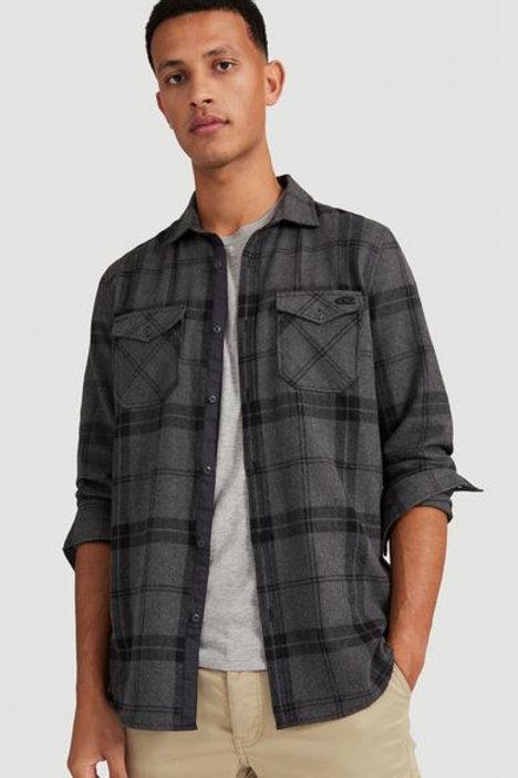 LA Hemd Flannel M