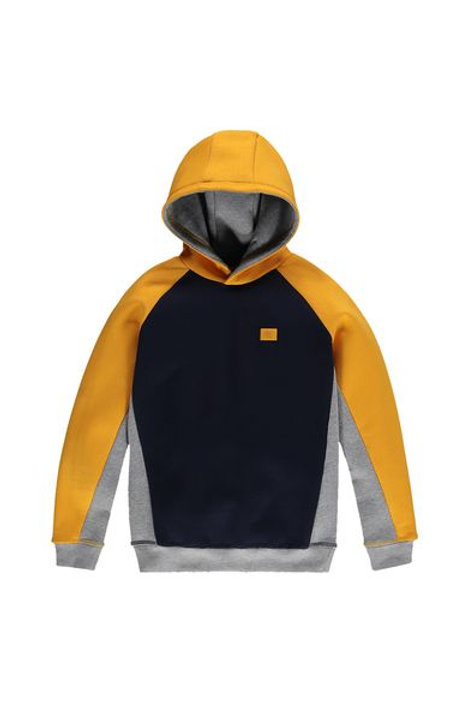 Boys Hoody Colorblock