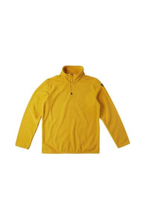 Boys 1/2 Zip Fleece Solid