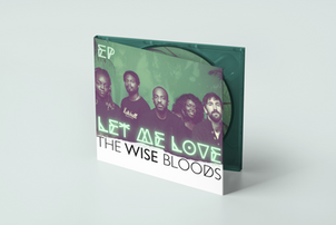 Let Me Love Digipack CD