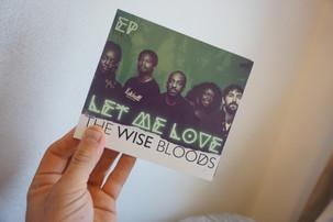 Let Me Love CD Digipack Front
