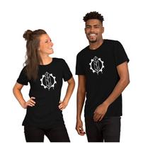 The Wise Bloods original logo design T-shirt