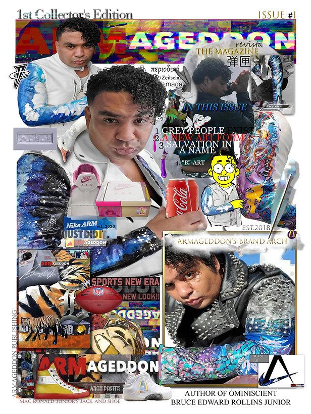 Armageddon  Magazine