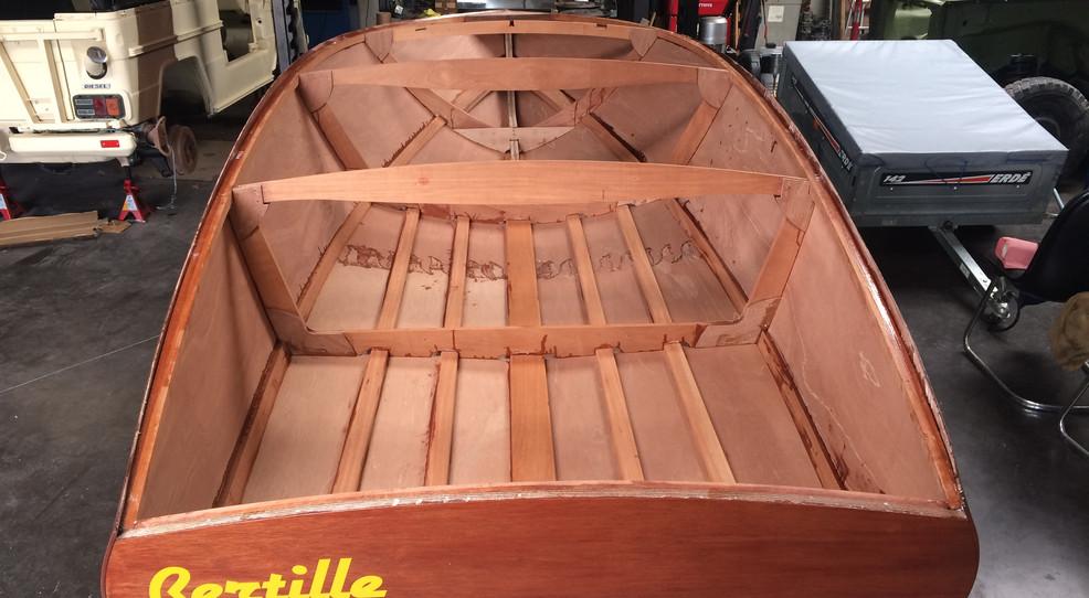 DIY Kit Boat