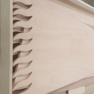 Marine plywood boat kit componets