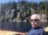 Kit boat on Lake Tahoe