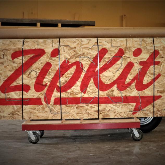 Crate and Building Form ZipKit