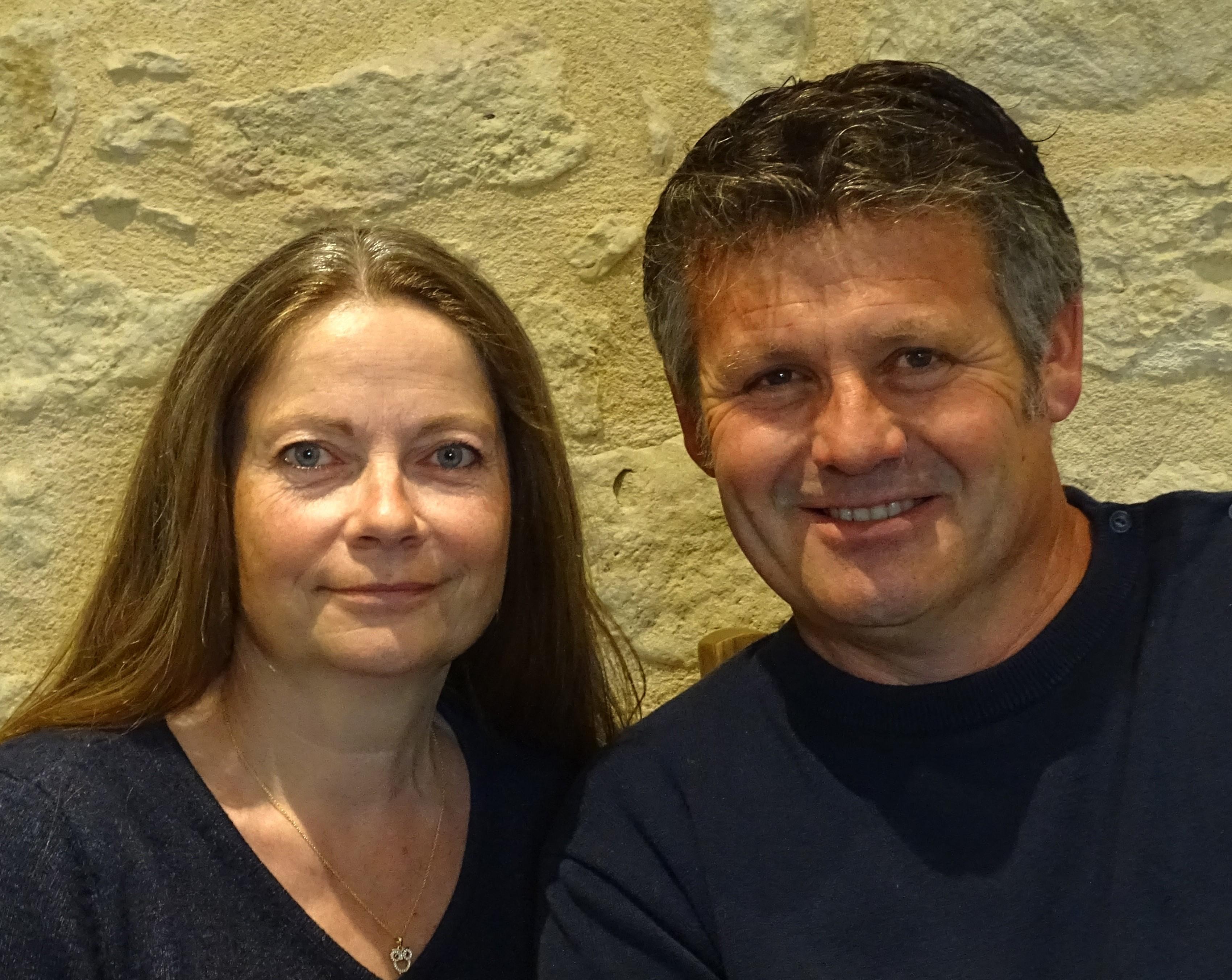 Michel et Béatrice