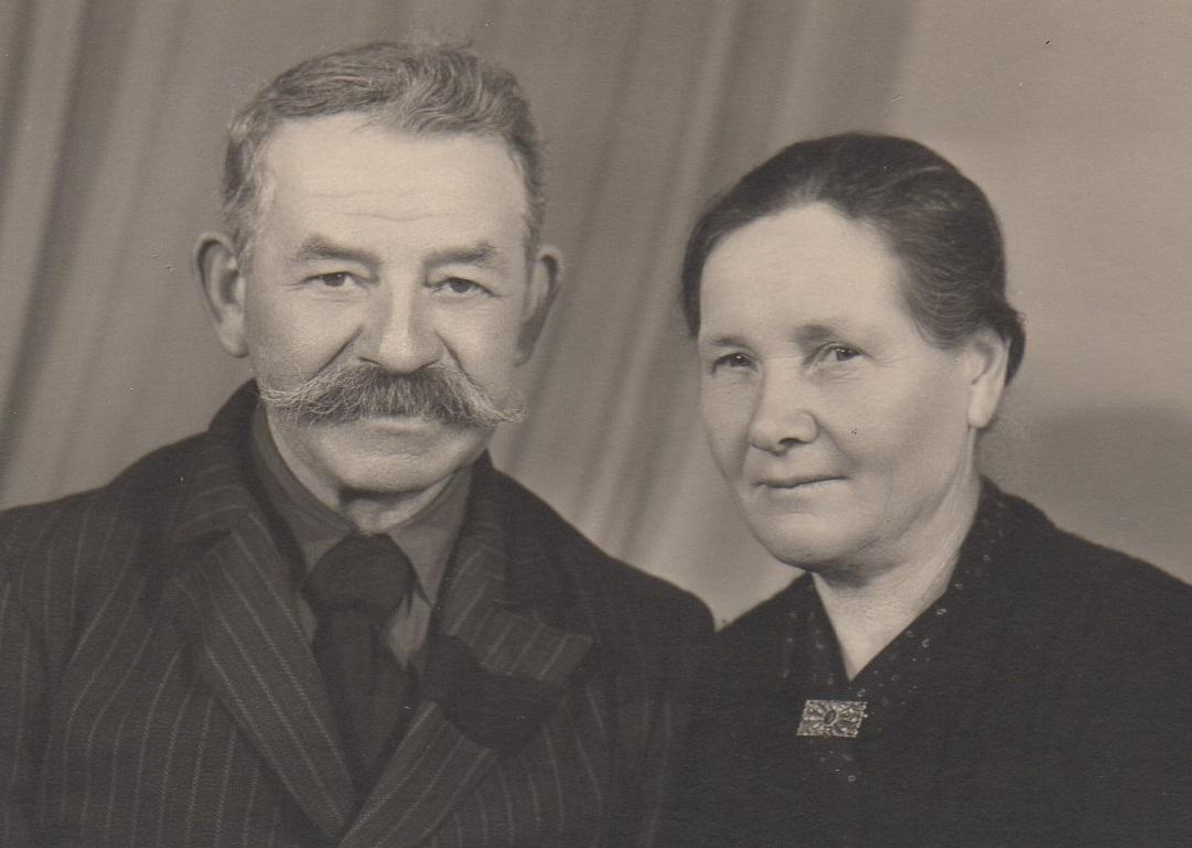 Guillaume et Marie Louise