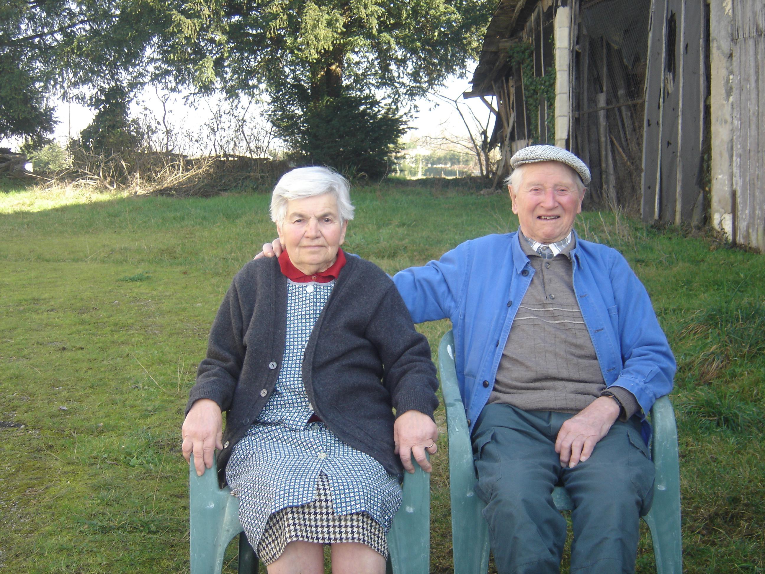 Marguerite et Maurice