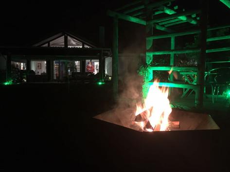 Área do fogo - Terraville - POA