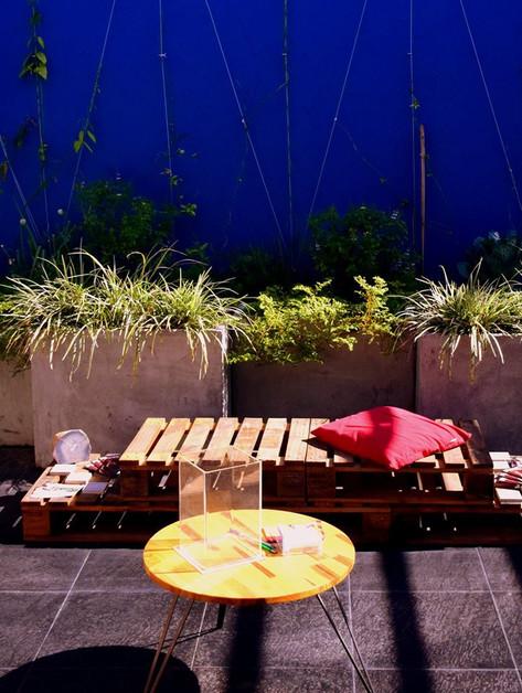 Living garden estúdio de arquitetura - Partenon - POA