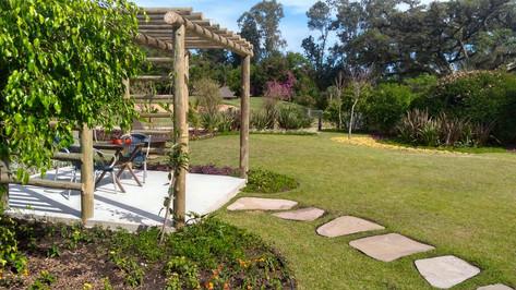 Living garden rústico - Terraville - POA