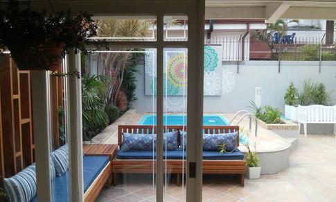 Living garden com arte - Ipanema - POA