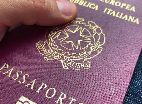 Cidadania italiana documentos: Quais são necessários? Saiba já!